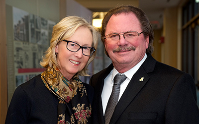 Dr. Gary & Barbara Waer