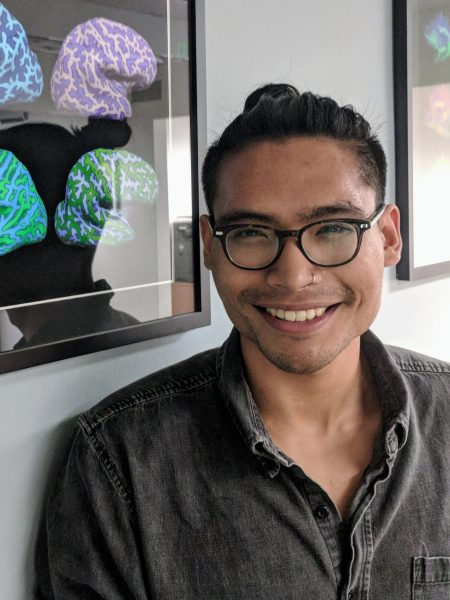 Congratulations to SDSU Psychology Undergraduate Student Rifqi Affan