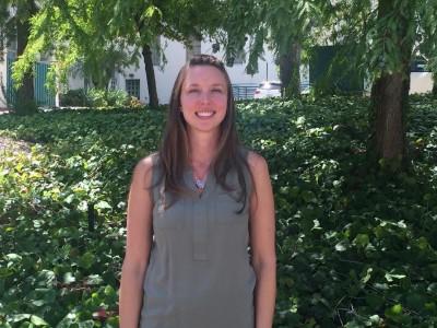 Congratulations to Dr. Allison Vaughn