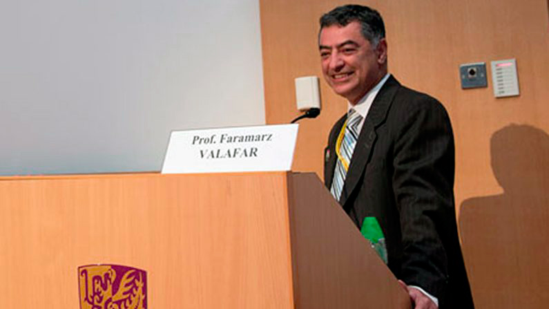 Professor Faramarz Valafar Receives Additional $3.1 Million to Combat Drug Resistance