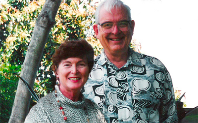 Dr. John and Barbara Hood