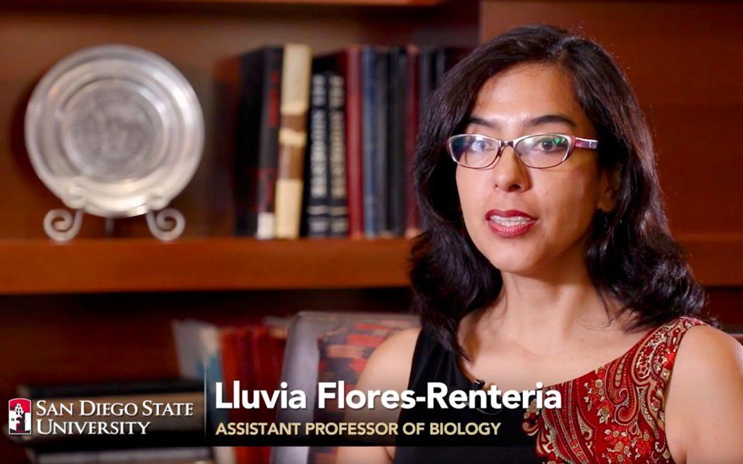 Research Horizons: Lluvia Flores-Rentería's California Flora Research