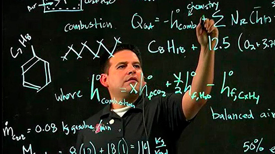 Ph.D. Collaboration with UC Irvine Advances Computational Science