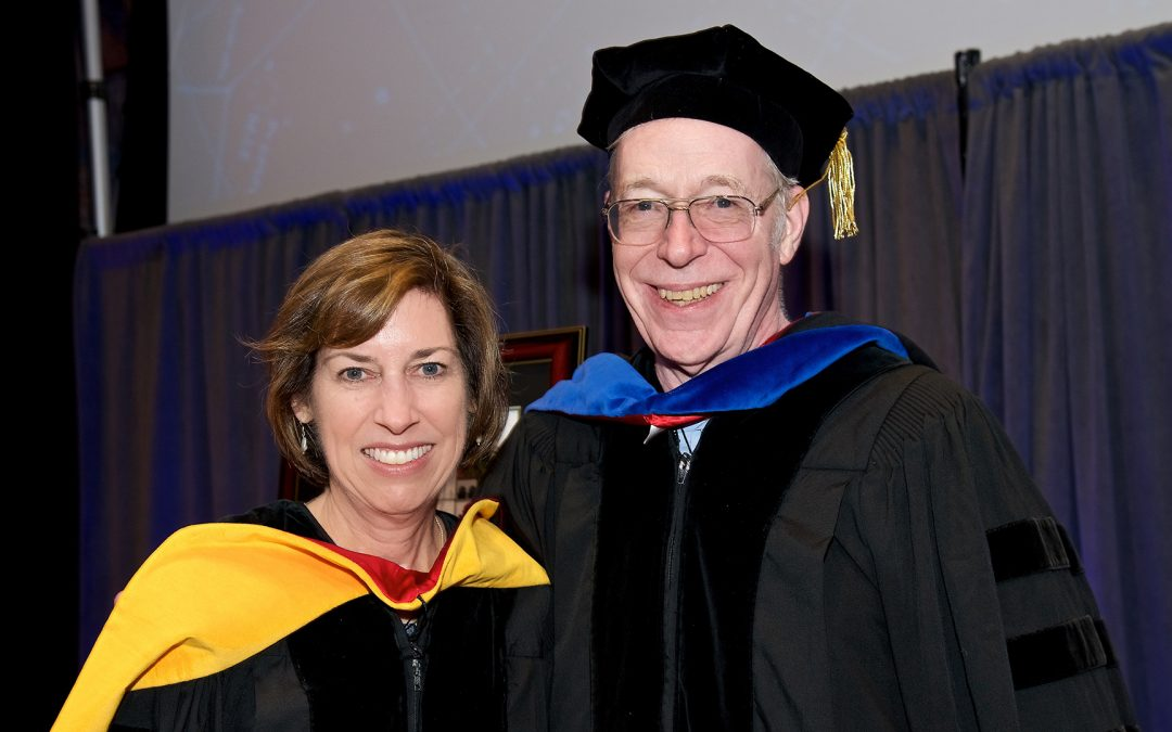 Honorary Doctorate Awarded to Ellen Ochoa