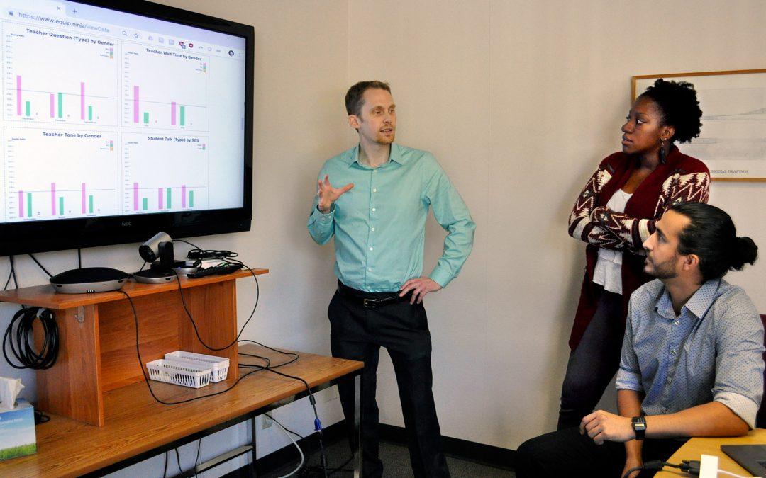 Classroom Equity App Gets NSF Grant