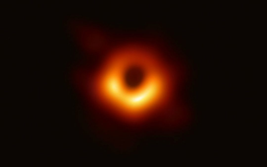 Capturing the First Image of a Black Hole