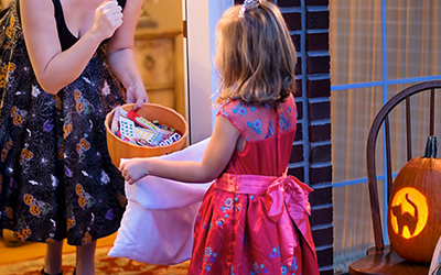 Halloween 2020: More Risk from Fellow Trick-or-Treaters than the Loot