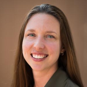 Headshot of Allison Vaughn