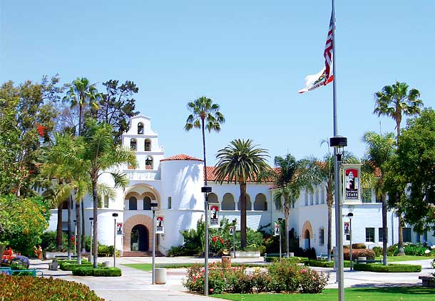 view of hepner hall